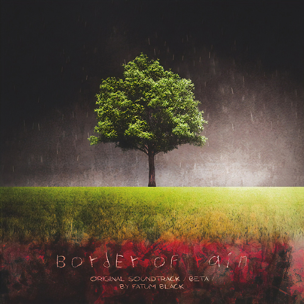 Fatum Black – Border Of Rain (2014)
